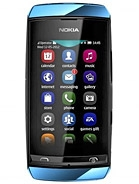NOKIA ASHA 305 high end dual sim touch screen feature phone from Nokia